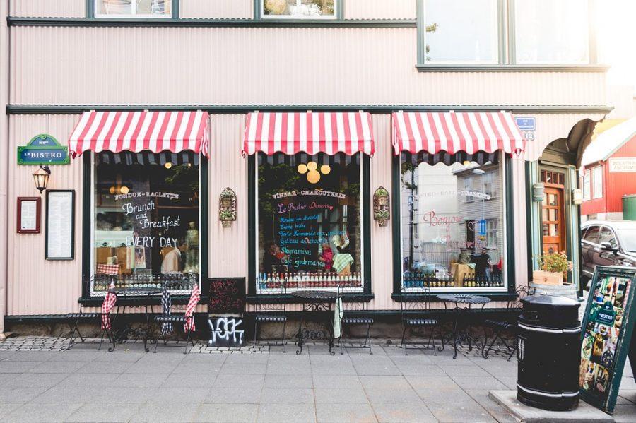 Che cosa significa per te esporre nei negozi?