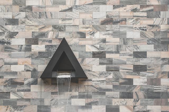 Abbinamenti con il grigio materiali caldi e pietre naturali