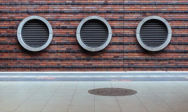 Manutenzione delle ventilazioni industriali